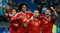 joueurs équipe nationale belgique