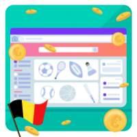 Pari sportif en ligne belge site web