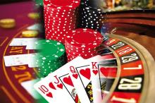roulette cartes jetons blackjack casino