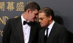 james packer leonardo di caprio