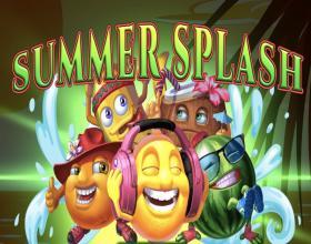 Summer splash slot jeu