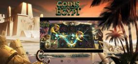 coins of egypt netnent grille de jeu