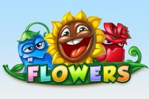 machine a sous netent flowers