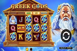 Greek Gods machine à sous Pragmatic Play