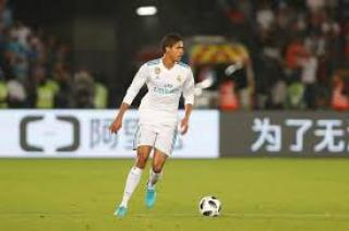 Varane Real Madrid